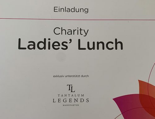 Hauptsponsoring DKMS LIFE Charity Ladies Lunch