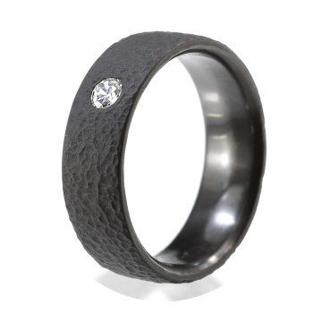 Tantal Damenring | Tantal Ring Romance Collection No:1