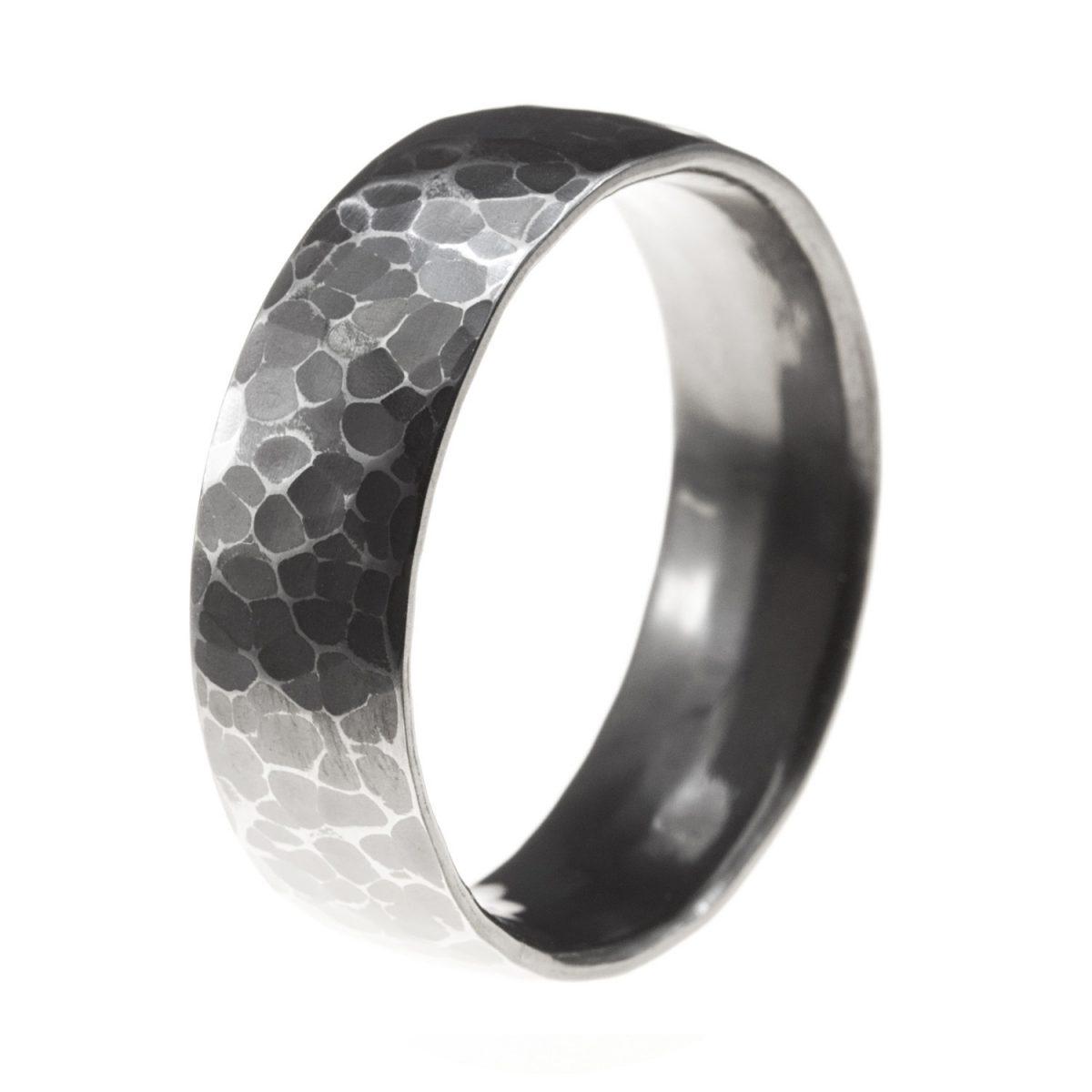 Tantal Ring für Herren Men's Collection No:5