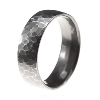 Tantal Ring für Herren Men's Collection No:5