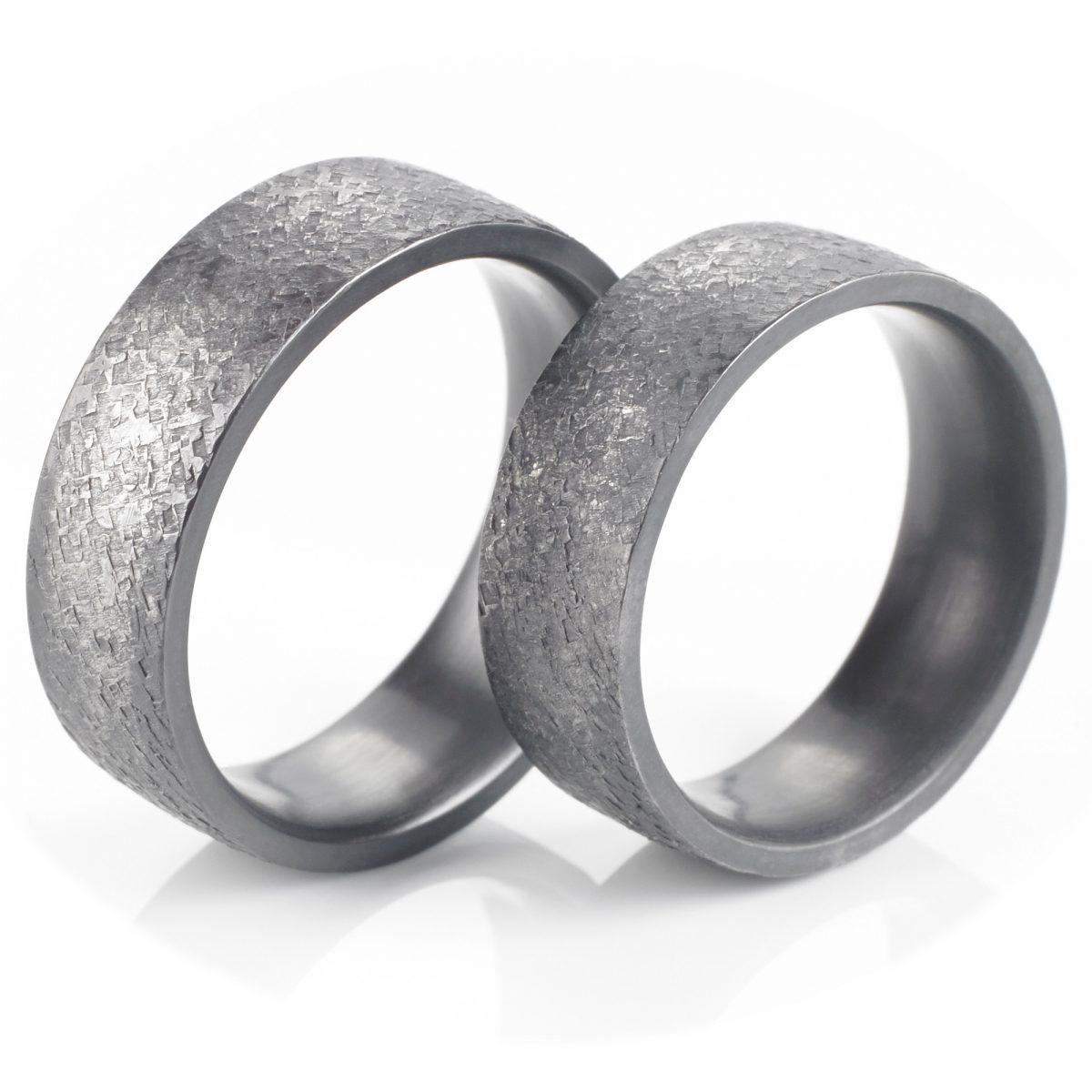 Tantal Ringpaar | Tantal Eheringe True Love Collection No:18