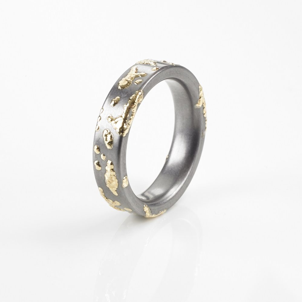 Tantal Ringpaar | Tantalum Ringe True Love Collection No:23