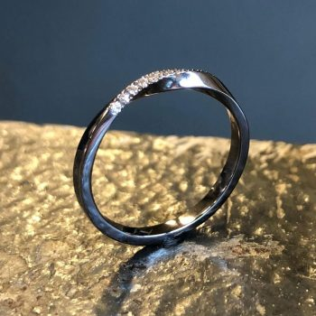 Tantal Herren Ring Mens Collection No16