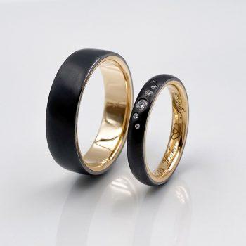 tantal eheringe ringpaar true love collection no41
