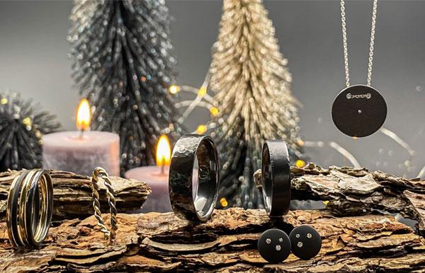 Weihnachtsgeschenke aus Tantal