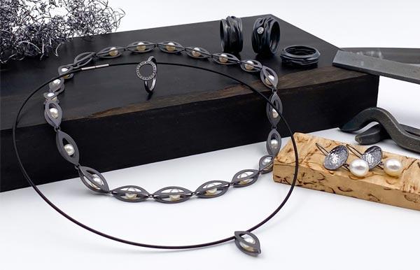Tantalum Legends Unique Pieces - Schmuck Unikate aus Tantal